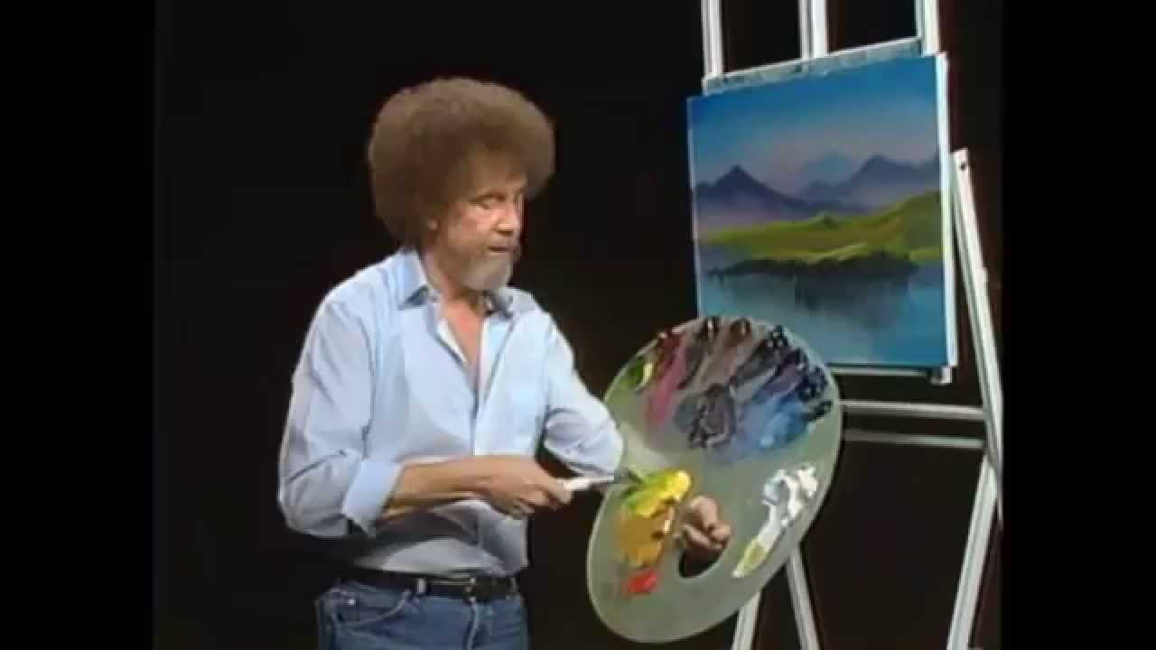 bob ross the joy of painting instant reflections youtube