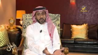 سامي الجابر: وضعت جثة عبدالرحمن بن سعيد في القبر بيدي وشعرت لحظتها ان الهلال صار يتيما