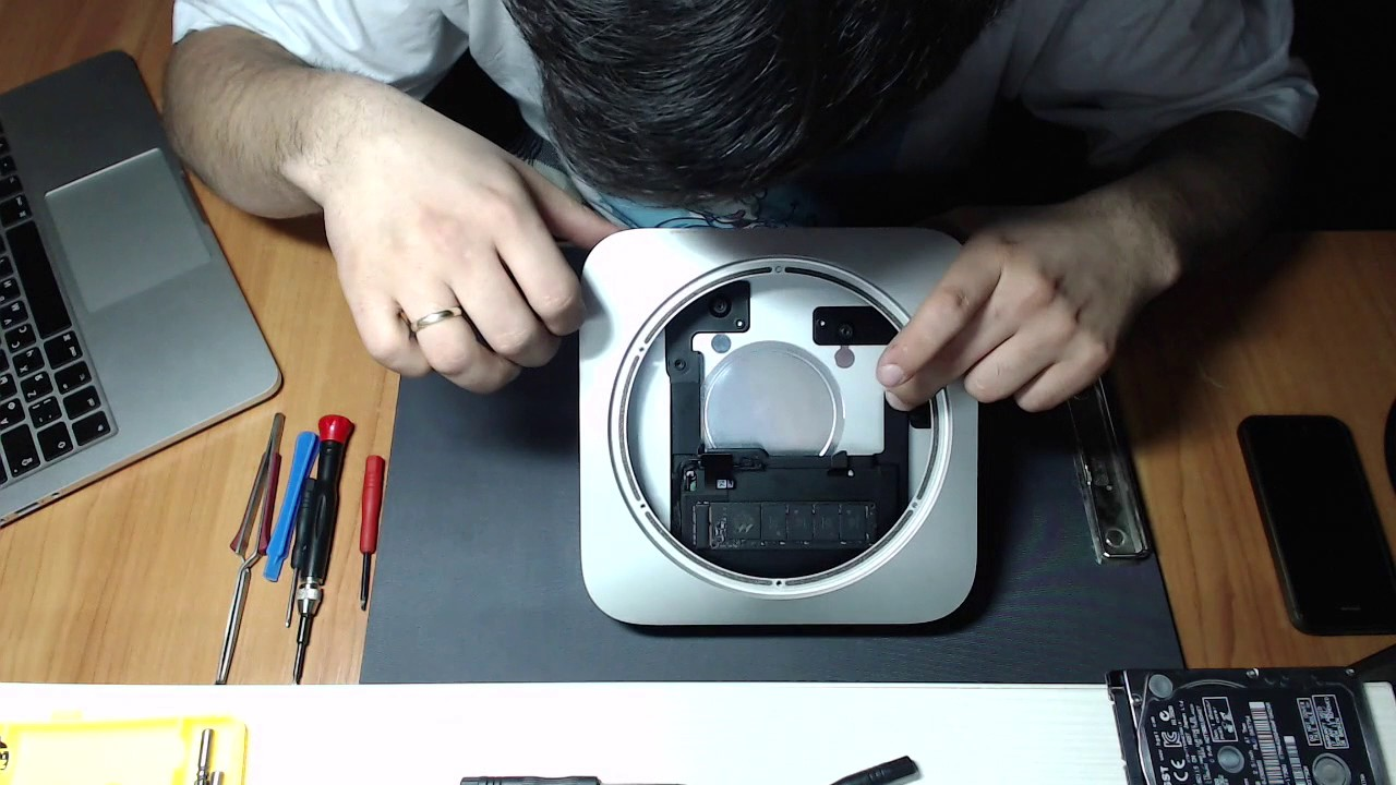 mac mini late 2014 ssd pci e 128 gb 1tb hdd fusion. Black Bedroom Furniture Sets. Home Design Ideas
