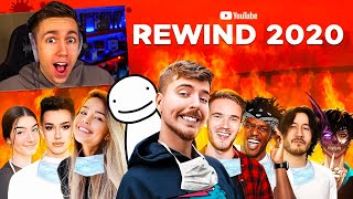 REACTING TO MRBEAST'S YOUTUBE REWIND