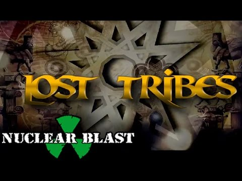 MELECHESH - 'Lost Tribes' Featuring MAX CAVALERA (OFFICAL LYRIC VIDEO)