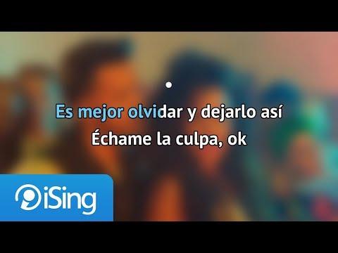 Luis Fonsi - Échame La Culpa Feat. Demi Lovato (karaoke iSing)