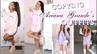 ARIANA GRANDE LOOKBOOK