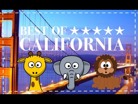 Best Of California – FAMILY TRAVEL GUIDE