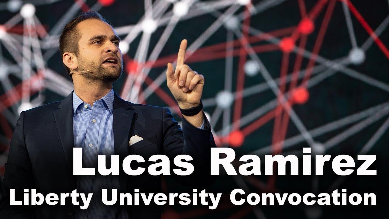 Lucas Ramirez - Liberty University Convocation