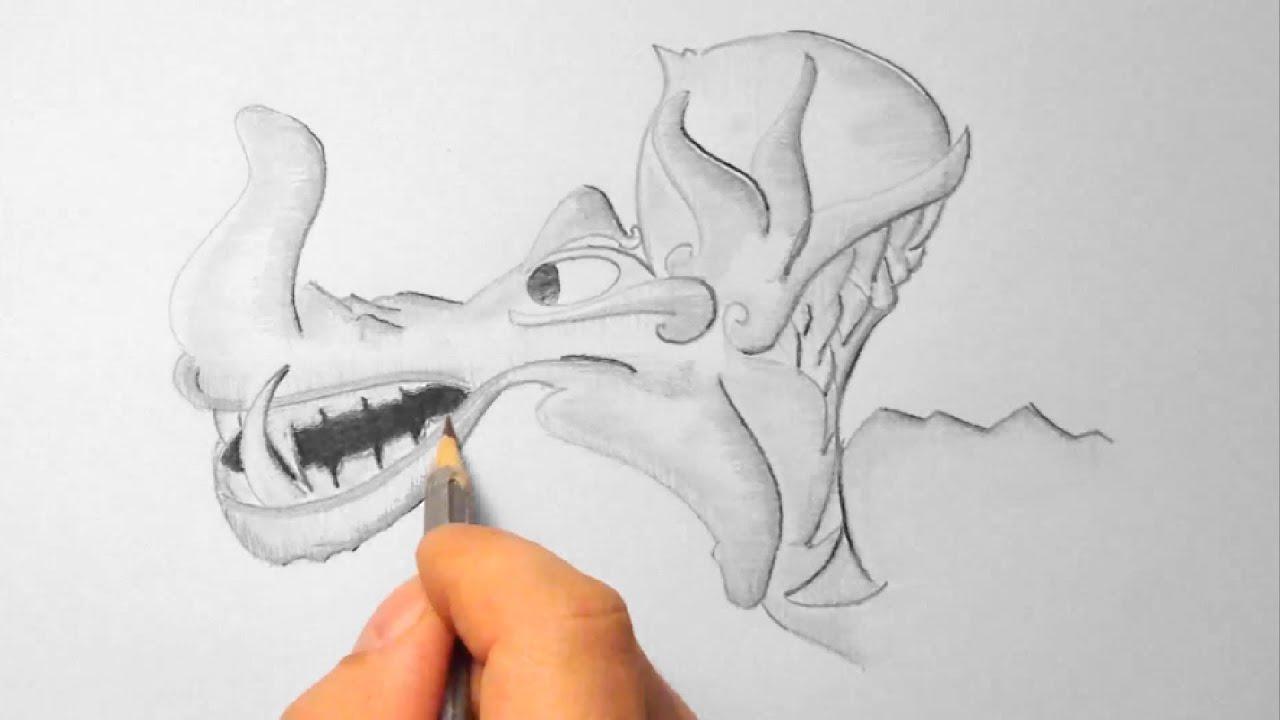 Dragons Zeichnen