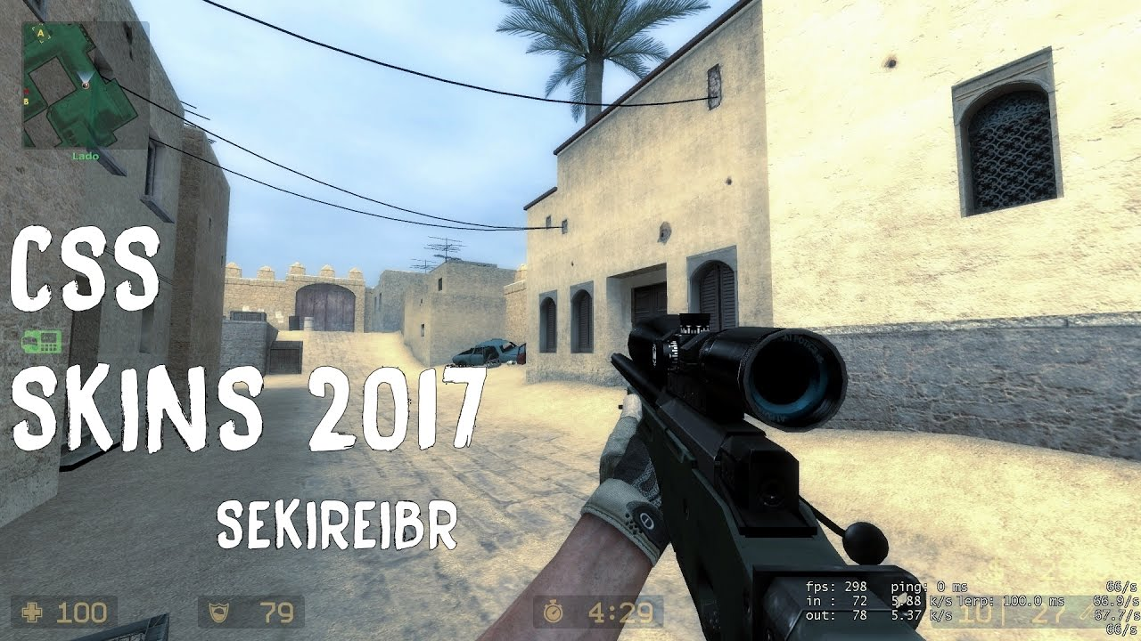 Counter Strike Source Skin Pack 2017 [Download Links ...