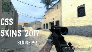 Counter-Strike Source skins 2017 [Download links on description]