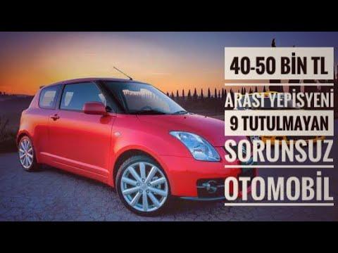 40 50 Bin Liraya Tutulmayan Fakat Sorunsuz 9 Araba Otomobil Gunluklerim Youtube