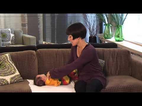 Miten vauva puetaan?