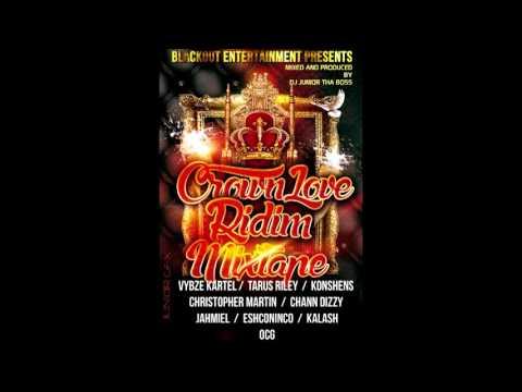 Crown Love Riddim Medley | Dancehall 2016 | Head Concussion Records