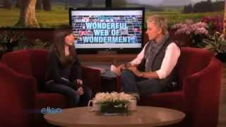 Ellen Features an Amazing 11 Year-Old Singer