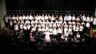 TRA 7th/8th Grade Chorus - Aya Ngena - arr Ruth Morris Gray