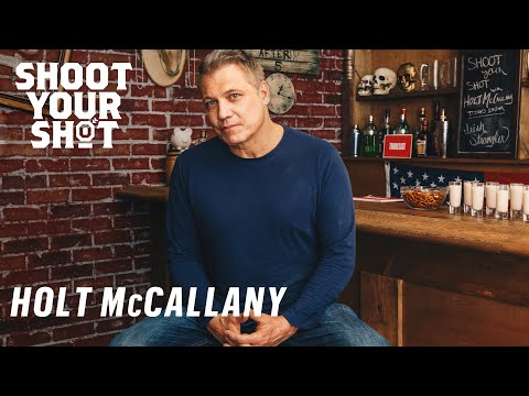 Mindhunter's Holt McCallany Discusses Favorite Serial Killers Over Tequila Shots || Shoot Your Shot