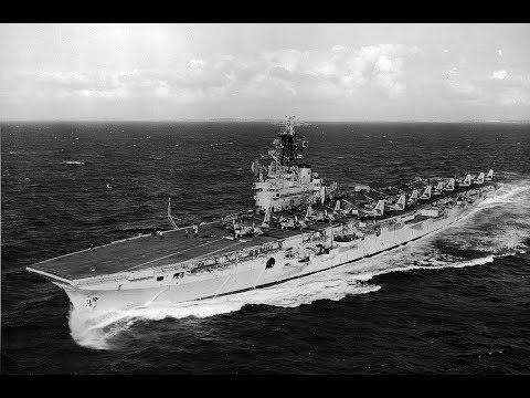 HMCS Bonaventure - Guide 143