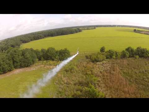 Gyro Flying at Bensen Days 2015