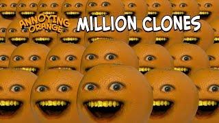 Annoying Orange - Million Clones