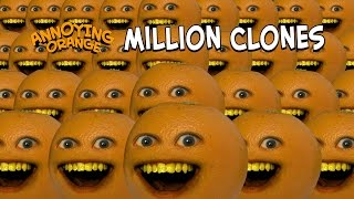 flushyoutube.com-Annoying Orange - Million Clones