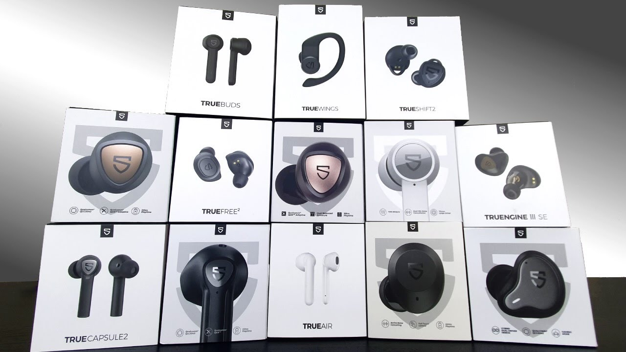 I Ranked EVERY SoundPEATS Earbud You Can Buy