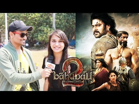 Baahubali 2: The Conclusion | Trailer Reaction | Prabhas, Rana Daggubati, SS Rajamouli