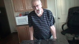 GRANDPA'S TABLE FAIL! (Goes to the hospital!)