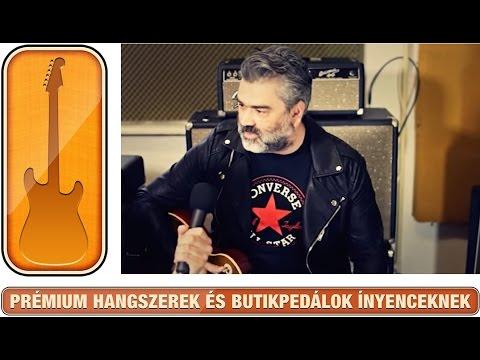 SelectGuitars - Riginterjú Szabó Tibivel (Magna Cum Laude)