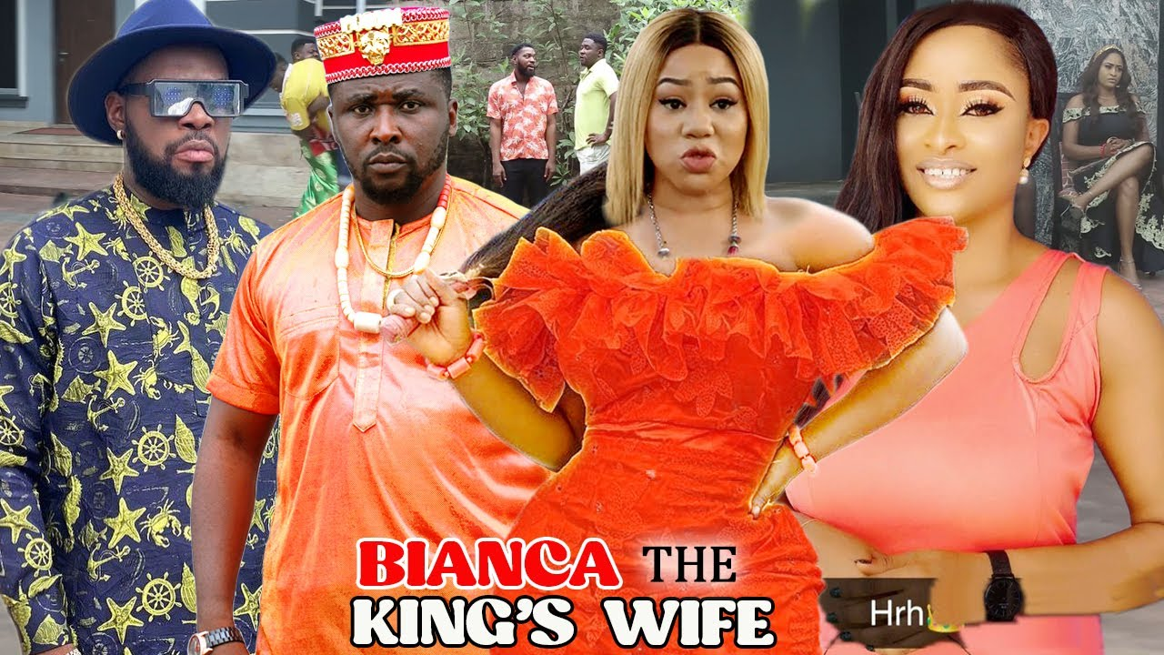 Download BIANCA THE KING'S WIFE 7&8 - CHINENYE UBA/ONNY MICHEAL 2021 LATEST TRENDING NIGERIAN MOVIE