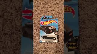 Hot wheels Batman the animated series batmobile opening