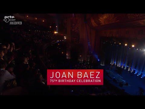 JOAN BAEZ: LIVE IN NEW YORK
