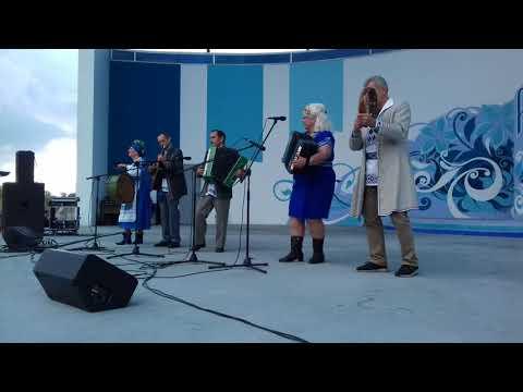 Закрытие сезона 2019г.в летнем Амфитеатре г.Речица-Ансамбль,,Живица''-Песня нашей молодости