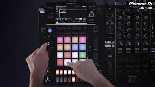 DJS-1000 Tutorial - Making Beats