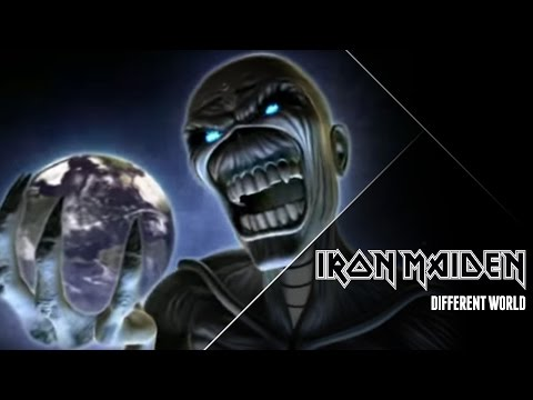 Iron Maiden - Different World (Official Video)