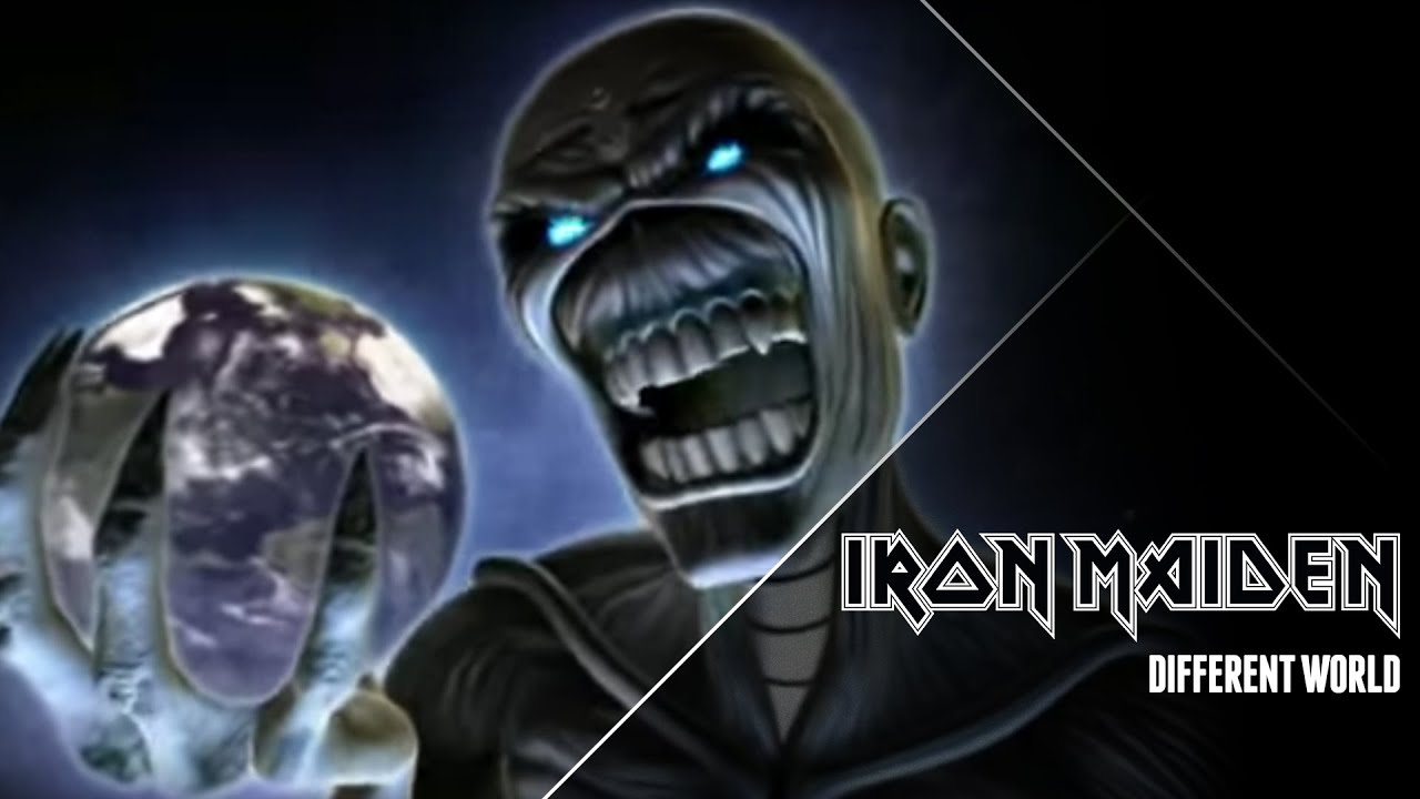 Iron Maiden - Different World  Official Video