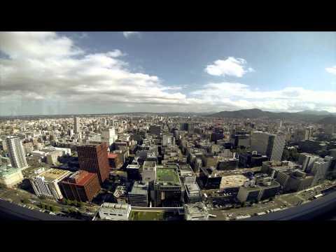 Sapporo Timelapse