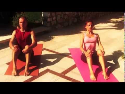 AK88 FLAT BELLY WORKOUT Abs Stomach Routine Core Strength Yoga Pilates