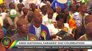 33rd National Farmers Day Celebration