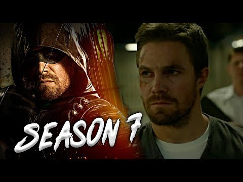 Arrow Season 7 Synopsis Breakdown and First Episode Title Revealed