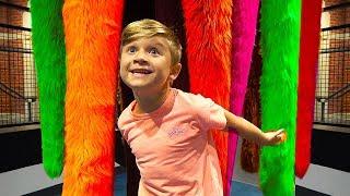 ВЛОГ Диана и Детский музей в Чикаго
