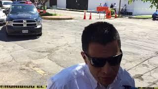 Intensa movilización policiaca al Poniente de Guadalajara