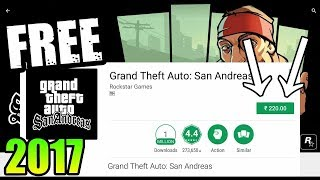 How to download GTA SA Free on Android 2017 new link