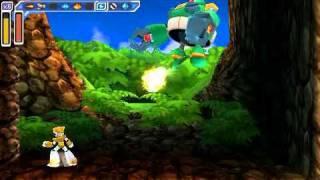 Repeat youtube video Mega Man Maverick Hunter X (X, Hard Mode)