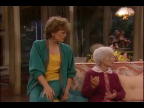 Golden Girls: Sophia Rocks