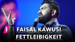 Faisal Kawusi über Fettleibigkeit