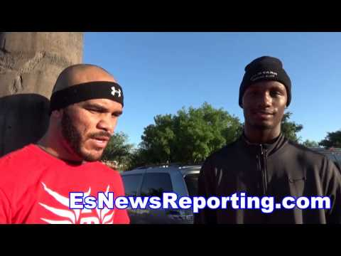 sparring manny pacquiao what ray beltran and kenneth sims picked up - EsNews