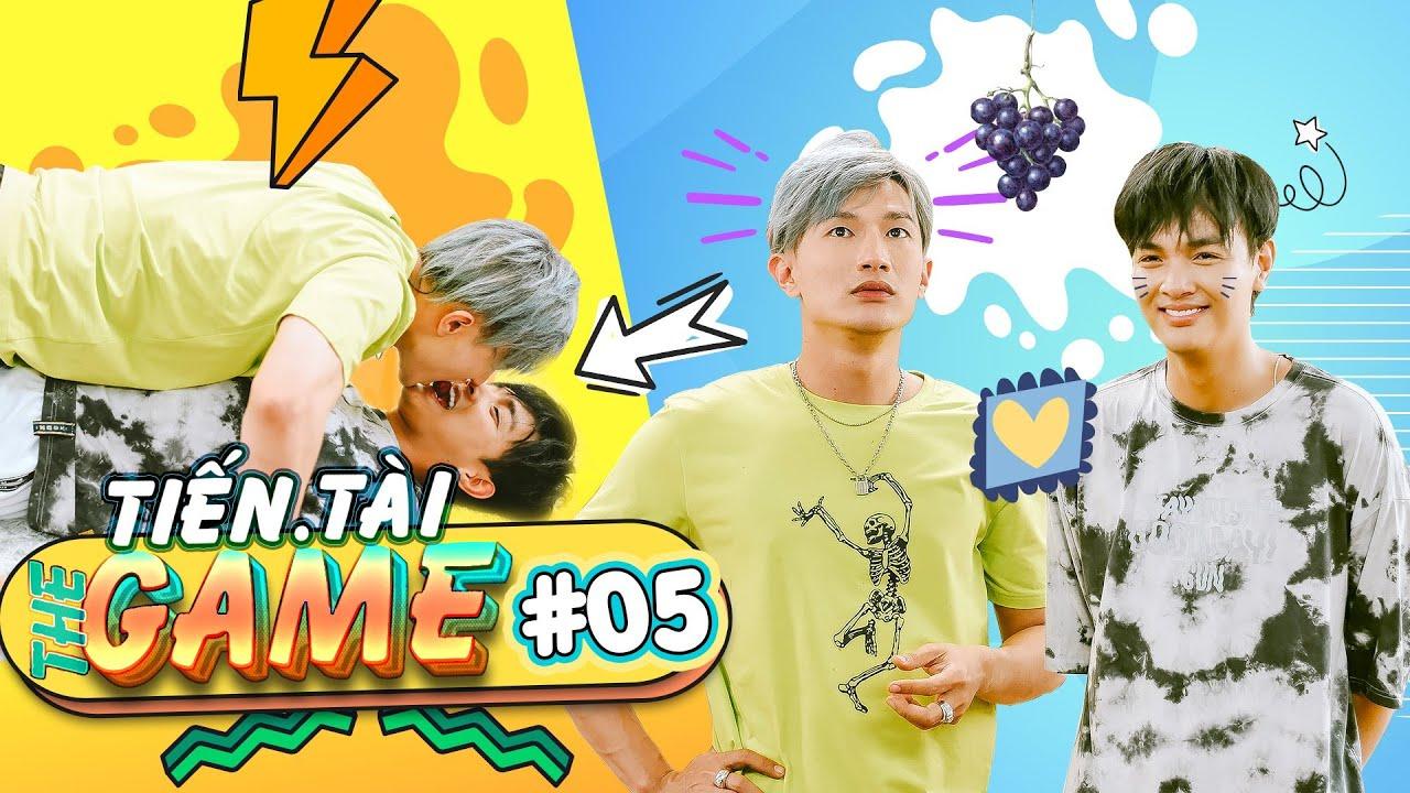 Tiến Tài The Games - Tập 5   Minigames Between Tien & Tai - episode 5