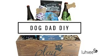 Diy Dog Dad Gift