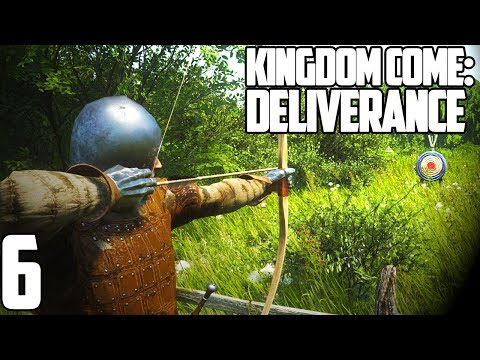 DUELING THE LOCAL LORD | Kingdom Come: Deliverance Gameplay Let's Play #6