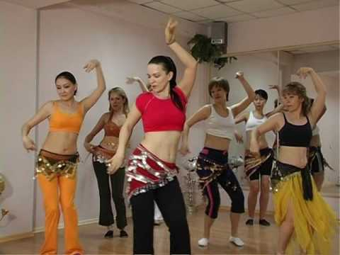 How to bellydance. Part 3. Advanced