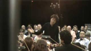Elgar Sospiri.  APU Symphony Orchestra.  September 29 2009