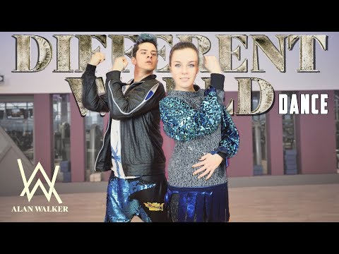 Alan Walker - Different World feat Sofia Carson K-391& CORSAK Dance - Patman Crew Choreography
